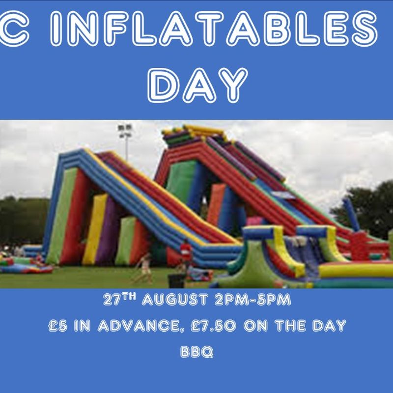 HPFC Inflatables Day