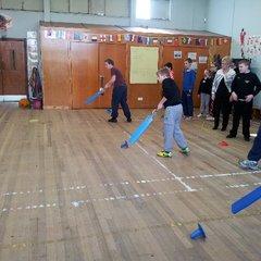 Coaching at Stenhousemuir PS