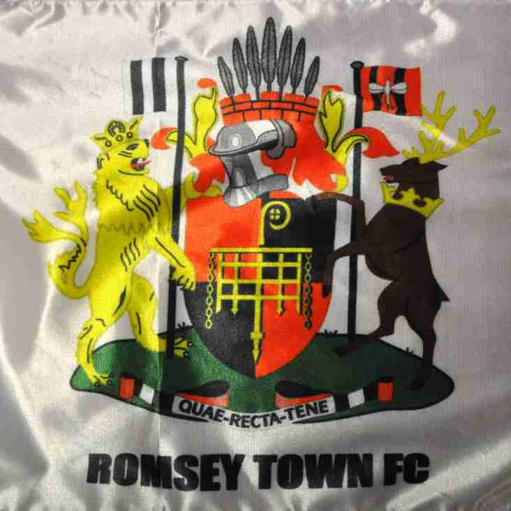 Christchurch 1-3 Romsey Town