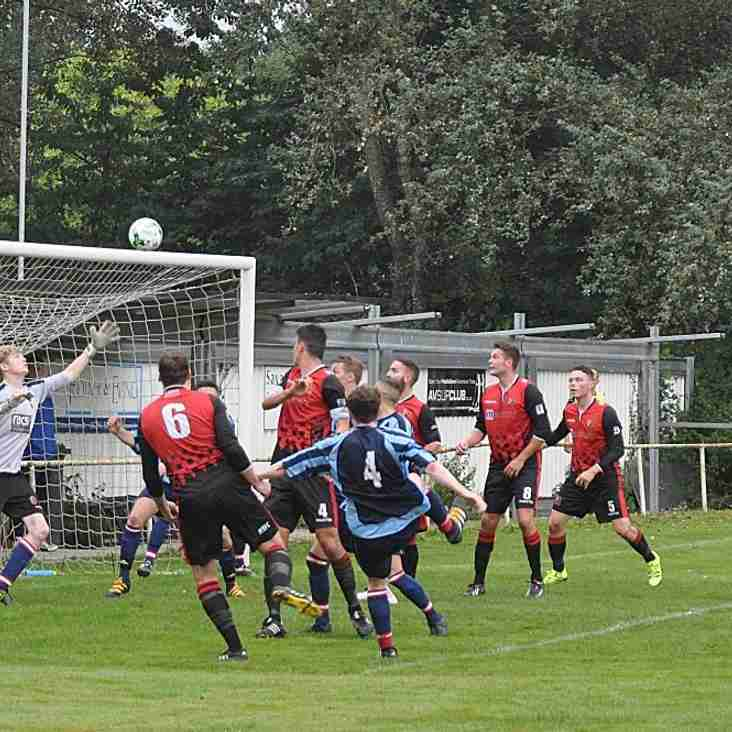 Romsey Town 3-0 Warminster Town