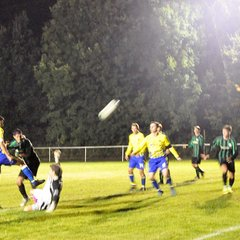 Sydenhams Wessex League Divsion 1. Andover New Street v Romsey Town. Final score Andover New Street 1, Romsey Town 4