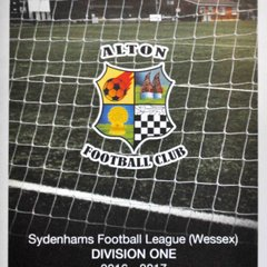 Saturday 19th November 2016, Sydenhams Wessex |League 1, Alton FC v Romsey Town. Final score - Alton Town 3, RomseyTown 2