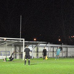 Thursday 19th January 2016, Wyvern Challenge Cup 3rd rnd. Dorchester Town Res, (H). FS - Romsey Dev Squad 0, Dorchester Town Res 0. Dorchester won 4-2 on penalties.
