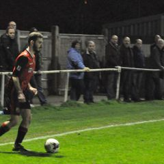 Tuesday 14th March 2017. Laverstock & Ford (H) Final score - Romsey Town 4, Laverstock & Ford 1