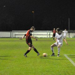 Thursday 4th May 2017, Wyvern Combination League, Team Solent (A). FS - Team Solent Res 2, Romsey Town Dev Squad 1
