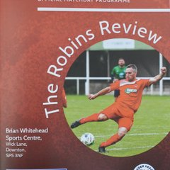 Saturday 16th September 2017, Sydenham Wessex League 1. Downton FC v Romsey Town. Final score - Downton FC 0, Romsey Town 3.