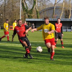 Saturday 14th April 2018, Wyvern Combination West Division. FS - Romsey Shadow Squad 3, Ringwood 2