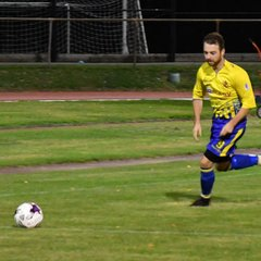 Tuesday 18th September 2018, Hampshire Senior Cup, US Portsmouth (A) Lost 6-1