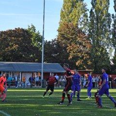 Saturday 29th Sept 2018, Sydenhams Wessex League 1, AFC Stoneham (H) Drew 3-3