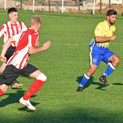 Saturday 20th October 2018, Whitchurch United (A). Won 2-0