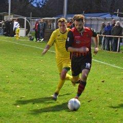 Saturday 3rd November 2018, Sydenhams Wessex League 1, Laverstock & Ford (H) Won 3-2