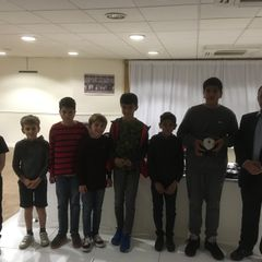 South Area Presentation evening