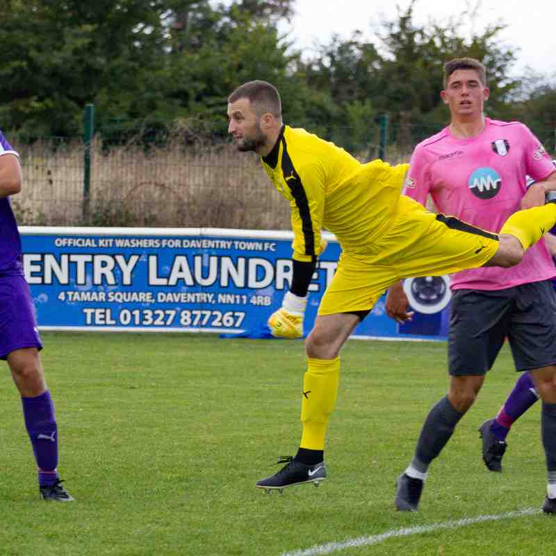 FA Cup Daventry September 2018