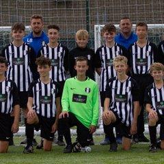Academy Team Photo - Under 14's