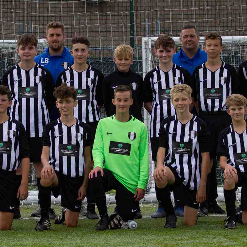 Academy Team Photo - Under 14's