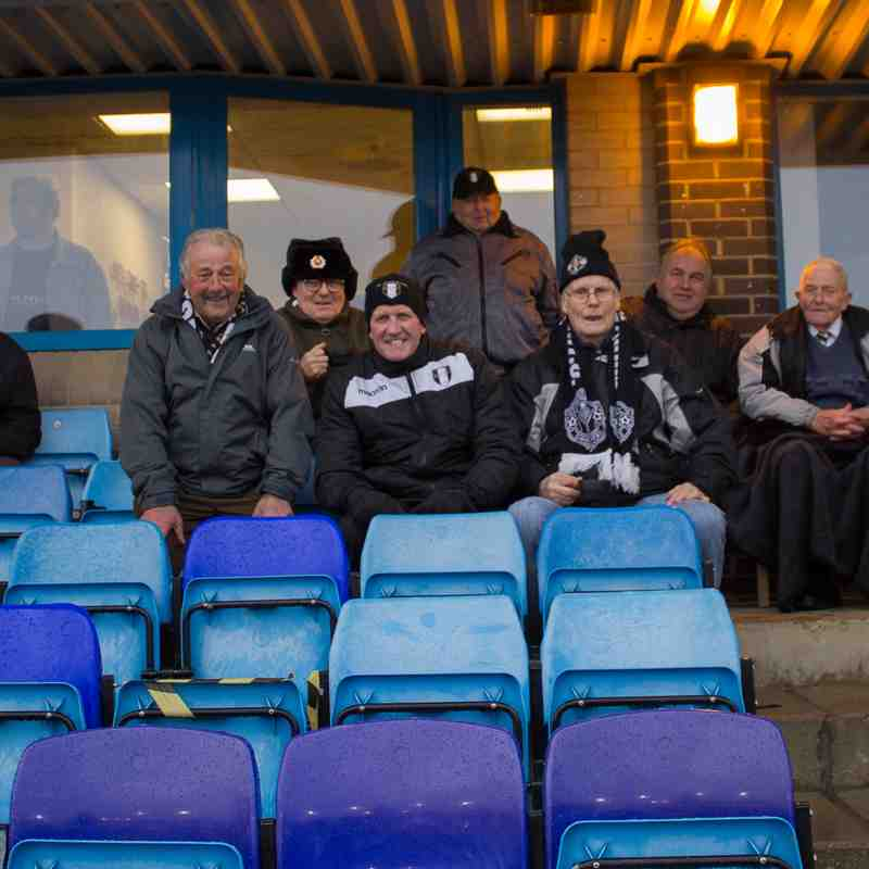 Halesowen FA Trophy - October 2018