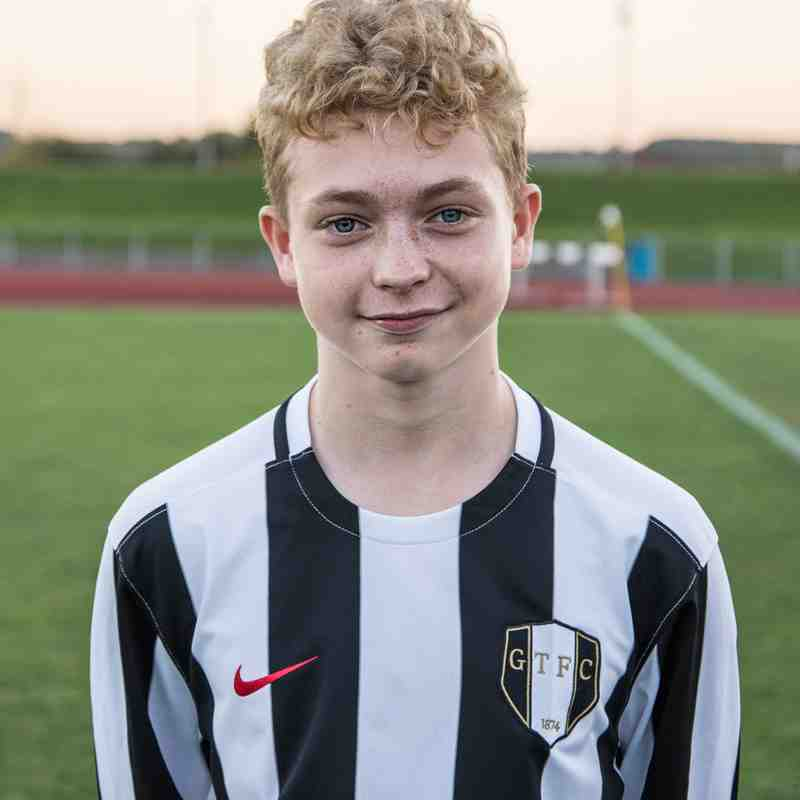 Academy - under 15s headshots