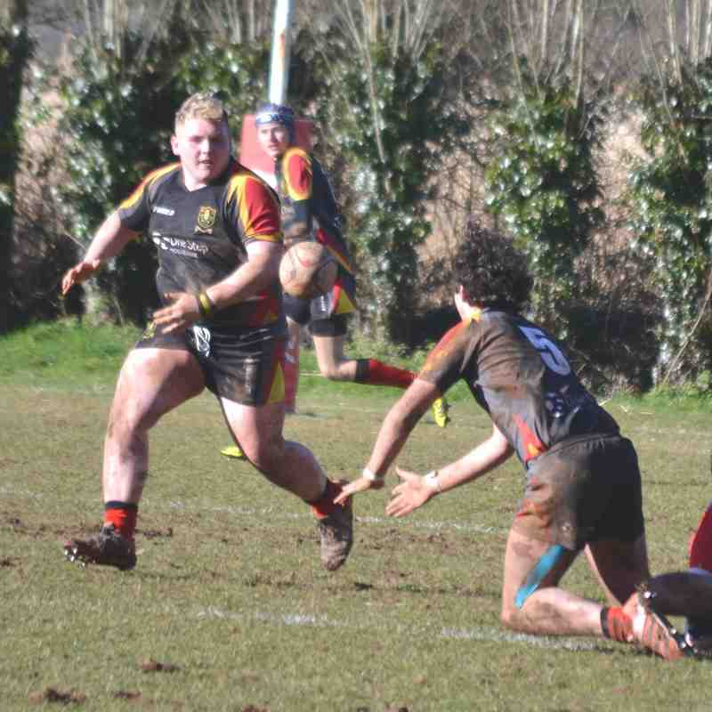 Chard Colts v Wivey, 21.02.15