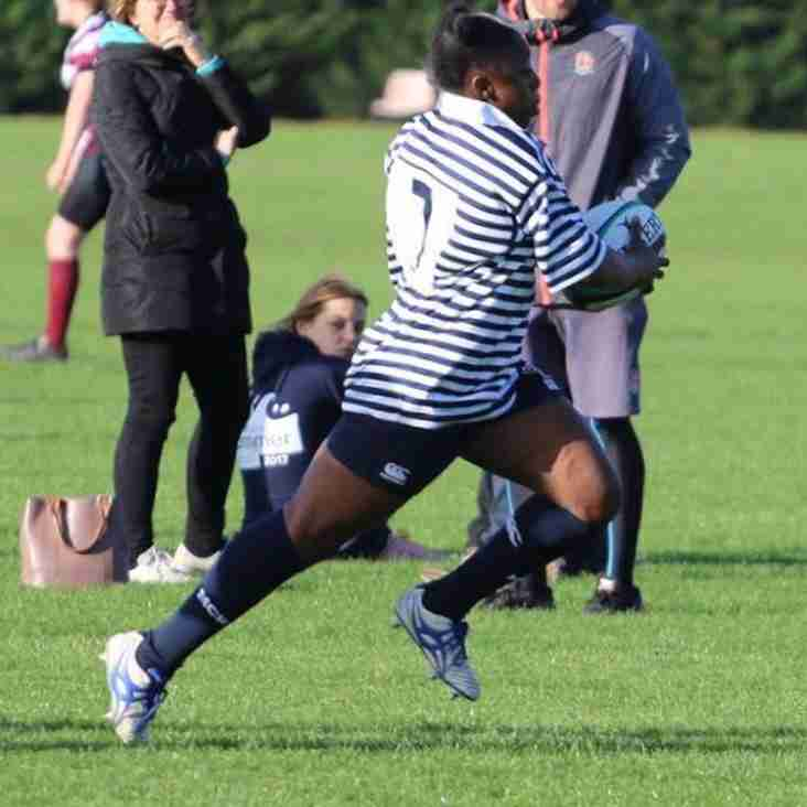 Haringey U18 player selected for Saracens' Centre of Excellence