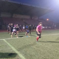 Ladies Pre-season Training - action shots