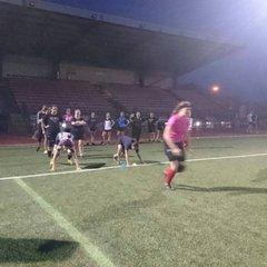Ladies Pre-season Training - action shots
