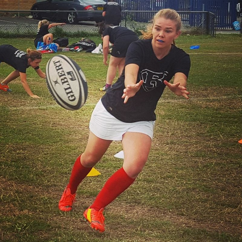 Inner Warrior & Rugby Taster Session With Haringey Rhino Ladies