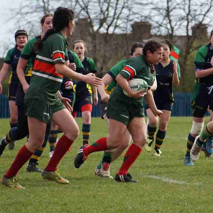 Haringey Rhinos Ladies vs Kilburn Cosmos, 26th March 2017