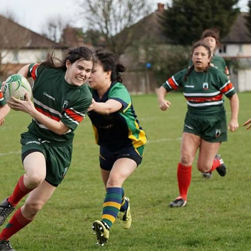 20th May - Inner Warrior & Rugby Taster Session With Haringey Rhino Ladies