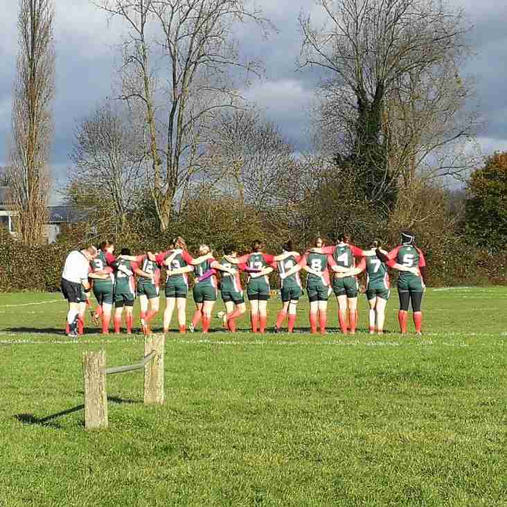 Haringey Rhino Ladies vs Marlow, 5th November 2017