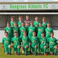 Hengrove Athletic Youth lose to Bath City 2 - 1