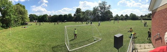 Caversham Primary Schools Tournament 2016