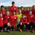 U14 Knights beat U14 BRACKNELL ATHLETIC YOUTH 5 - 3