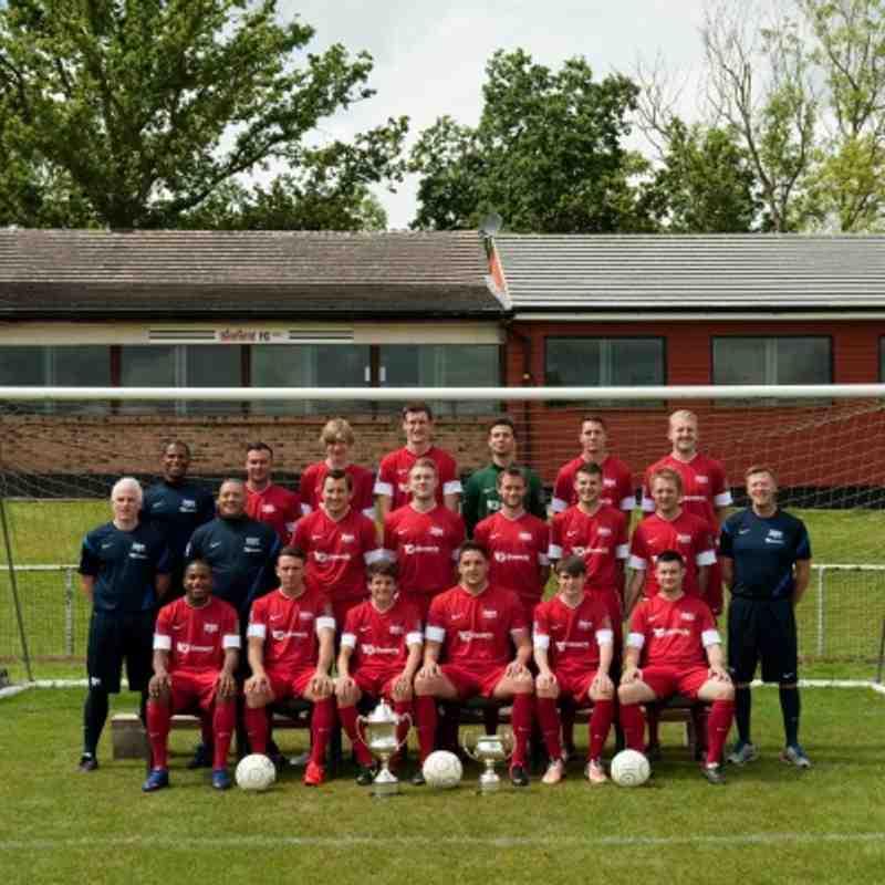 Binfield FC images