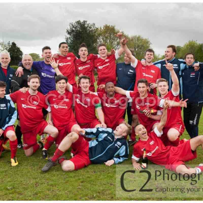 PENN & TYLERS GREEN RES 1-5 BINFIELD RES - Uhlsport Hellenic Division 2 East - 26th April 2014