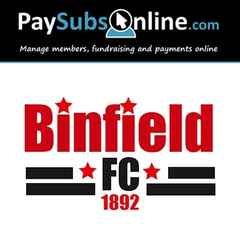 NEW MEMBERSHIP REGISTRATION AND PAYMENT SCHEME – BINFIELD FOOTBALL CLUB