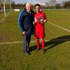 ALEX LUIS IS PLAYER OF THE MONTH FOR MARCH....