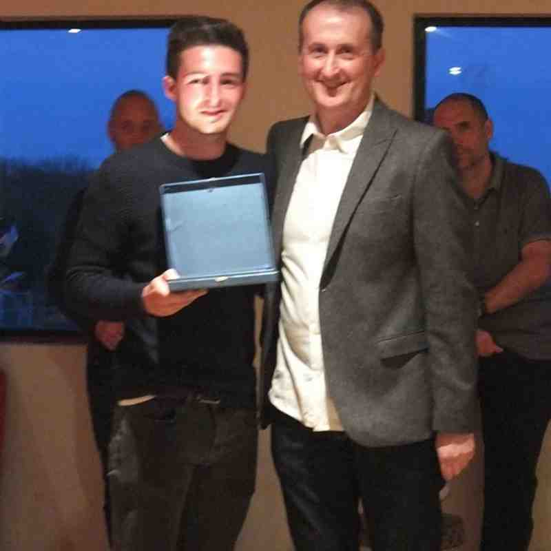 Alex Luis - Supporters Player of the season