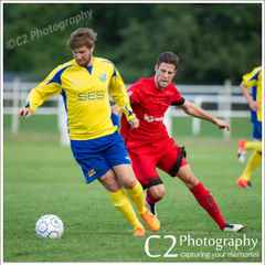 ASCOT UNITED 3-2 BINFIELD - Uhlsport Hellenic Premier Division - 23rd August 2016