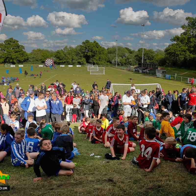 Binfield Junior Tournament - 13-14 May 2017