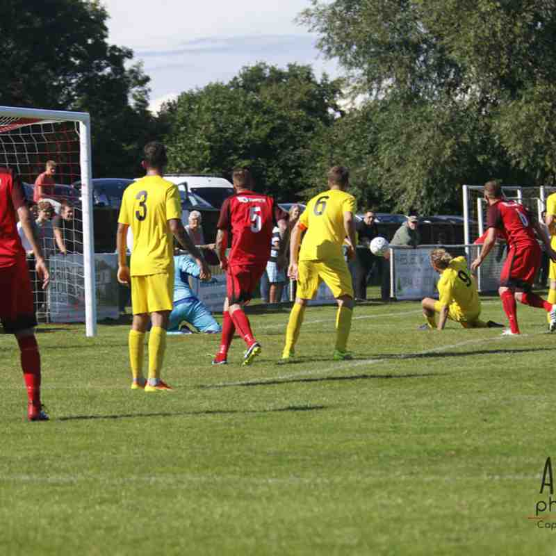 BINFIELD 4-3 CHICHESTER CITY - Emirates FA Cup EPL - 5th Aug 2017 - Pics Courtesy Ade Hone