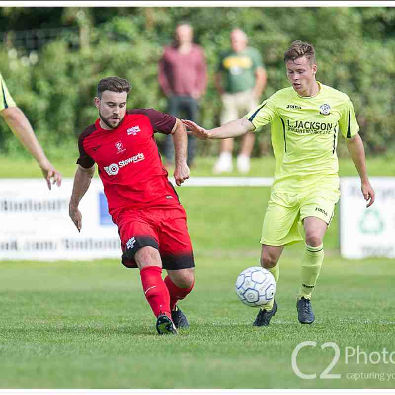 Binfield 1-1 Horndean - Emirates FA Cup Preliminary Rd - 19th Aug 2017