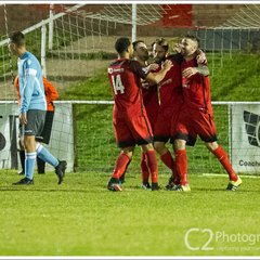 Binfield 1-0 (aet) Woodley Utd - Bluefin Hellenic Ch Cup R1 - 6th Oct 2017