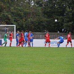 Thatcham Town 0-0 Binfield - Uhlsport Hellenic Premier Div - 14th Oct 2017
