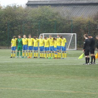 Hard fought win for Young Yellows in Lancs Cup