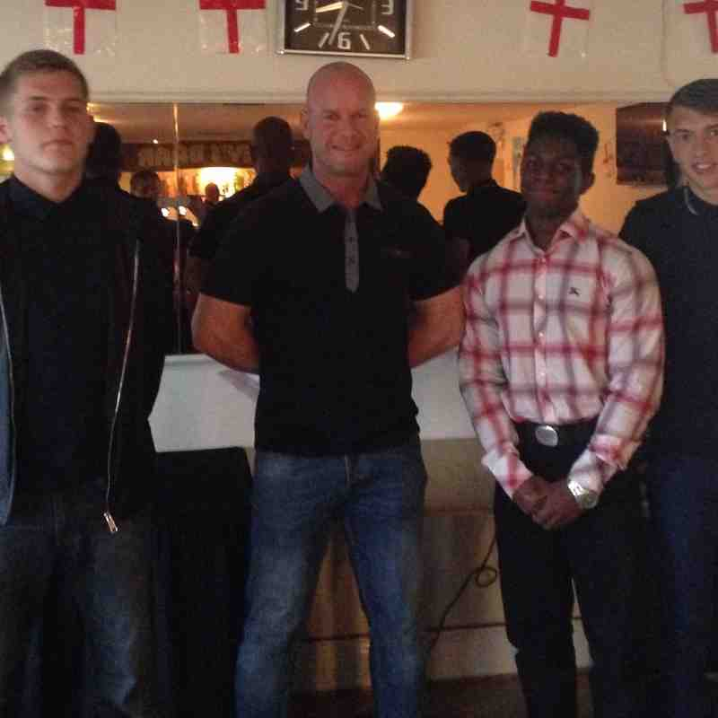 18's Presentation Night