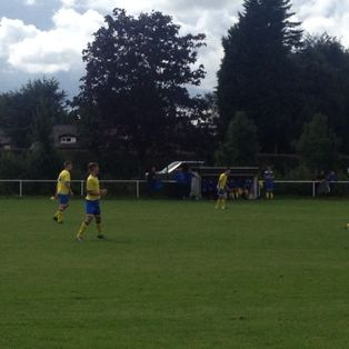 Ashton Athletic 18's off to a great start