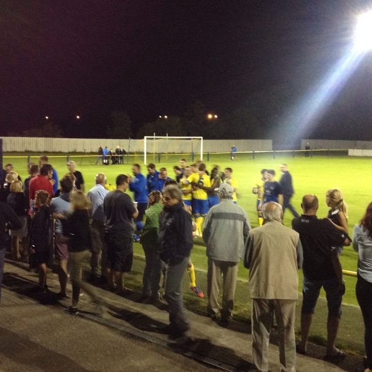 Ashton Athletic win thrilling FA Cup tie <