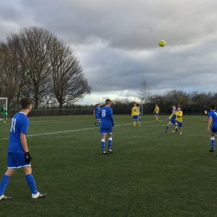 Young Yellows through to semi finals of Lancs Cup
