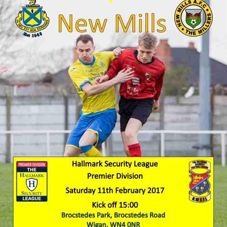 Huge Game at Brocstedes Park today 3pm kick off