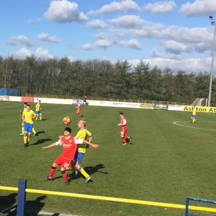 18's take 3 points against Morecambe